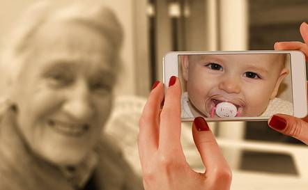 La tecnología para las personas mayores y ancianos