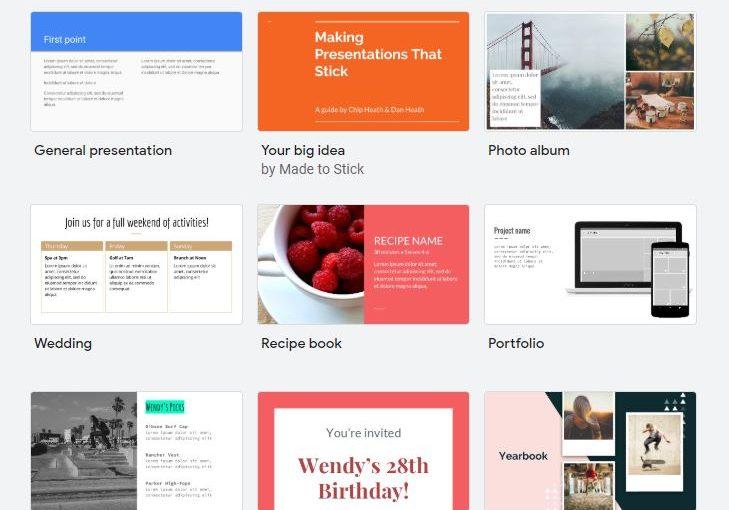 Las mejores plantillas para Powerpoint (free ppt templates)